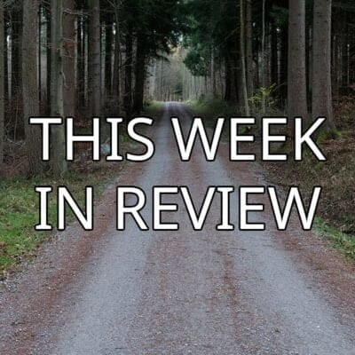 This week in review: All human problem solved